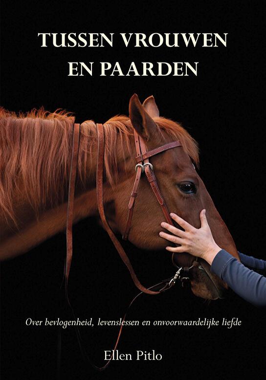 Boek @Ellen Pitlo Tussen vrouwen en paarden V LR